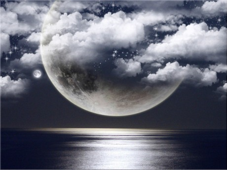 this moon