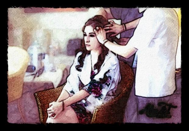 ALANA THOMAS #3 by SCOTT UTLEY